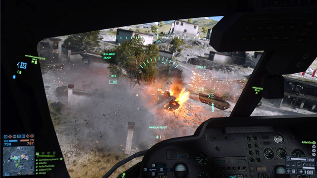 Snapshot from BF4 Multiplayer Launch Trailer
