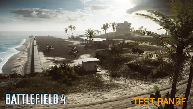 BF4 Test Range