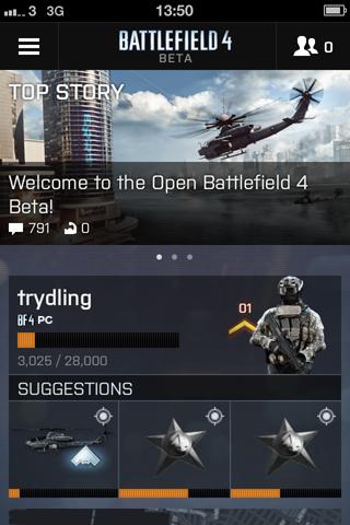 Prepare 4 Battle with the Battlelog App - News - Battlelog