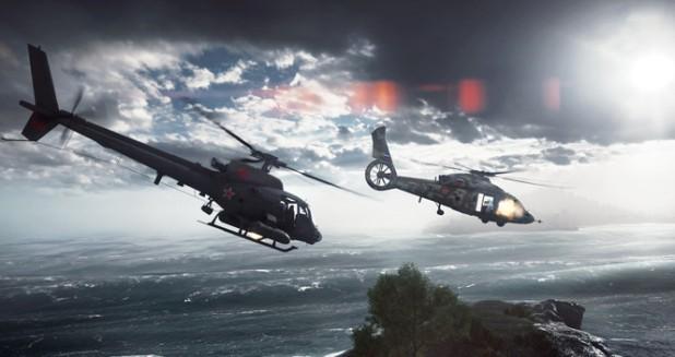 BF4 Paracel Storm