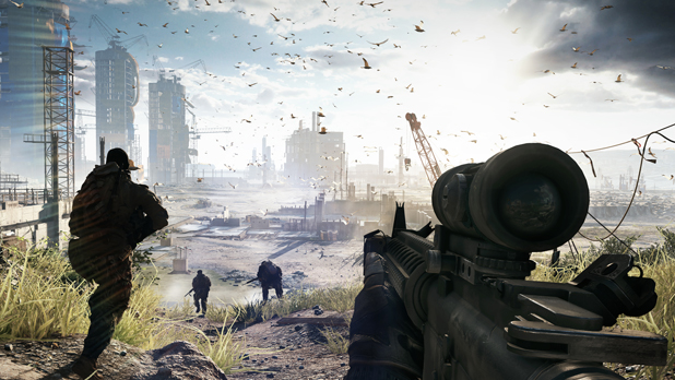 Welcome to BF4