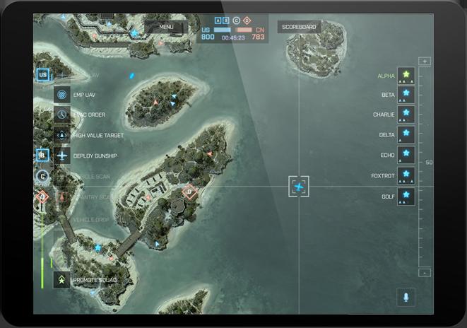 bf4 commander app apk download