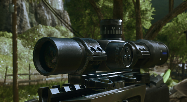 BF4 3X M1911 Player Appreciation Scope