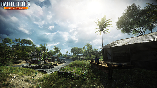 Battlefield 4 Naval Strike: All Four Maps Detailed - News