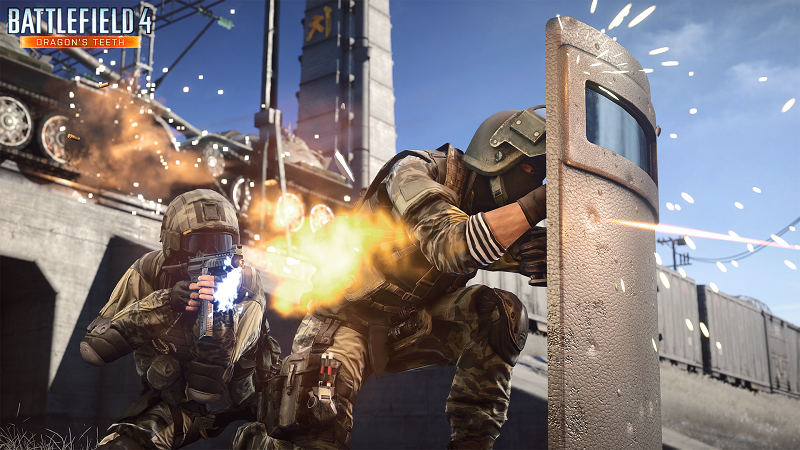 Battlefield 4 Dragon's Teeth Coming July 15th to All Battlefield 4 ...