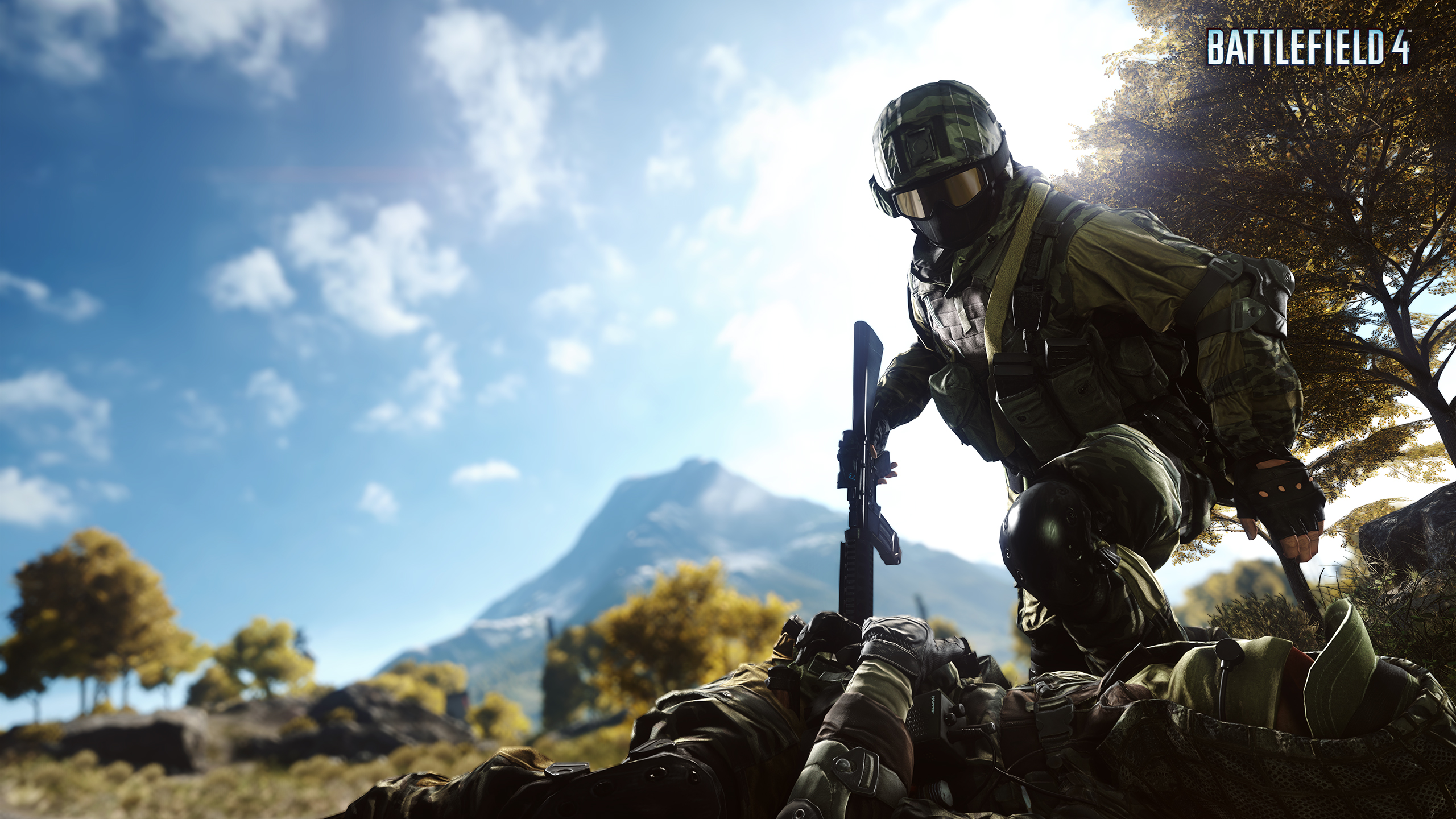 bf4 class week: the assault - news - battlelog / battlefield 4