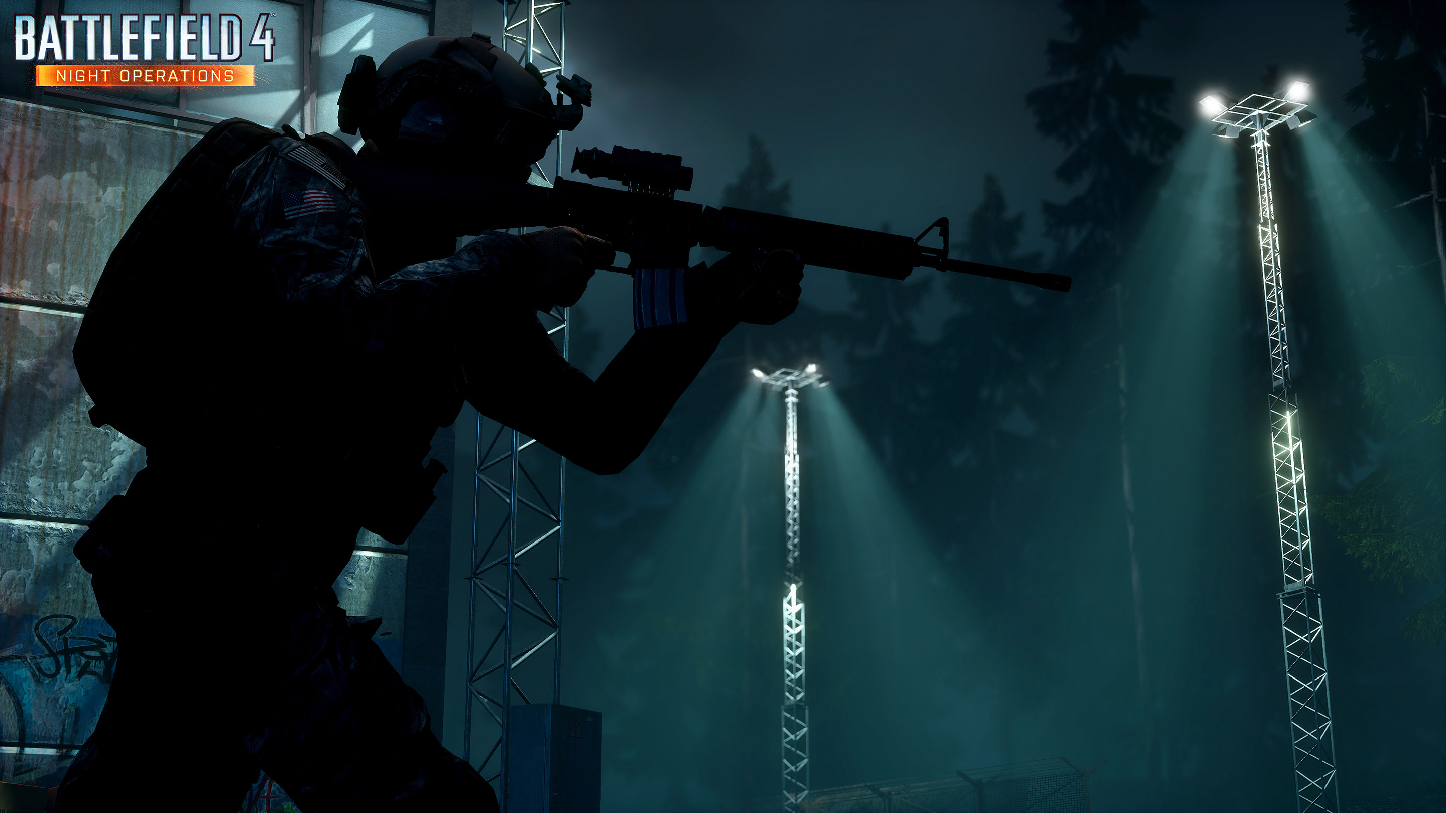 Battlefield 4 Night Operations Tactical Strategy Guide