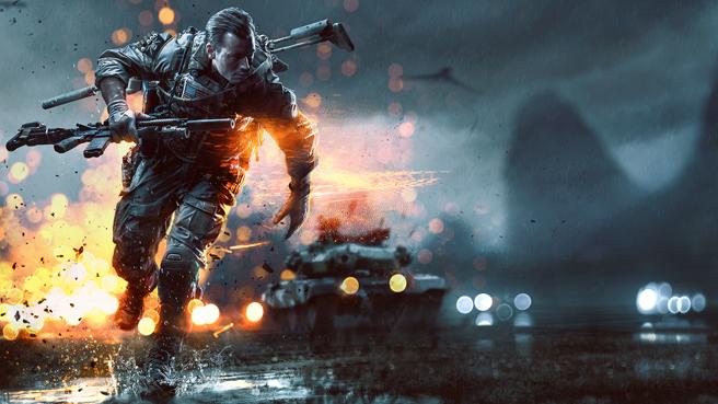 Battlefield 1 4k Ultra Tapeta Hd: Boje Pokračují V Herním Rozšíření Battlefield 4 China