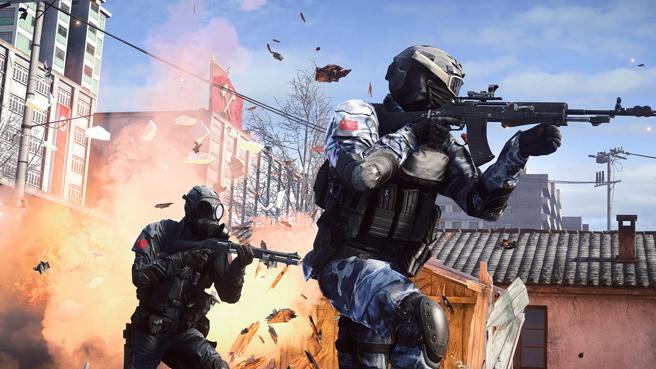battlefield 4 weapon unlocks campaign