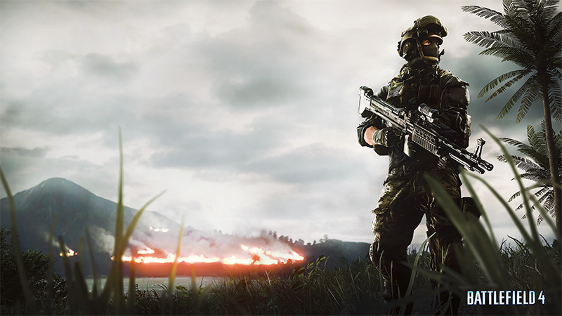 Download Wallpaper 1280x1280 Battlefield 4 Game Ea: BF4 Class Week: The Support