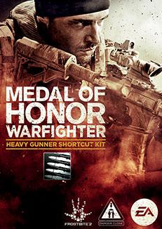 Medal of Honor™ Warfighter Heavy Gunner Shortcut Pack