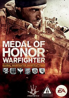 Medal of Honor™ Warfighter Global Warfighter Shortcut Pack