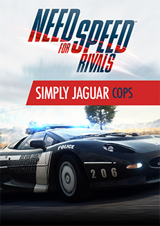 Need for Speed™ Rivals Simply Jaguar Cops