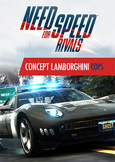 Need for Speed™ Rivals Concept Lamborghini Cops