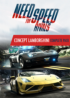 Need for Speed™ Rivals Concept Lamborghini Complete Pack