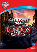 Mystery P.I.™ – The London Caper