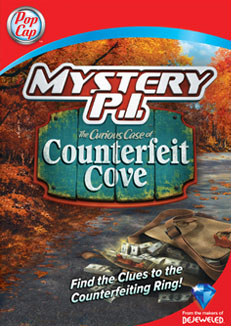 Mystery P.I.™ - The Curious Case of Counterfeit Cove