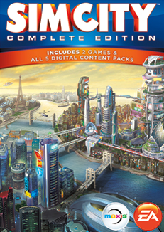 Get all extra content with SimCity: Complete Edition.