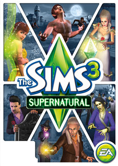 The Sims™ 3 Supernatural