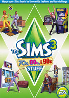 The Sims™ 3 70s, 80s, & 90s Stuff