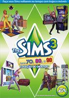 The Sims™ 3 Anos 70, 80, e 90 Coleção de Objetos