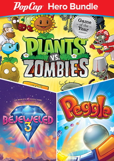 PopCap™ Hero Bundle