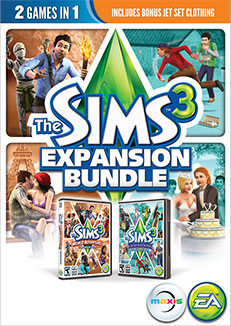 The Sims™ 3 Expansion Bundle