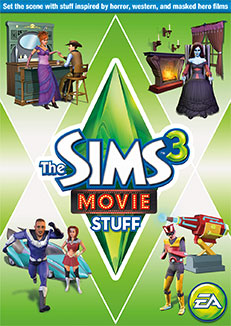 The Sims™ 3 Movie Stuff