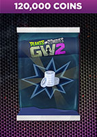 PvZ Garden Warfare 2 120,000 Coin Pack