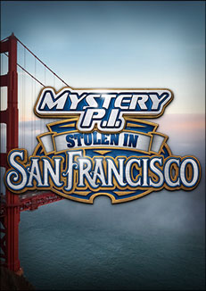Mystery P.I.™ – Stolen in San Francisco
