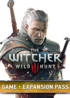 The Witcher® 3: Wild Hunt Game + Expansion Pass
