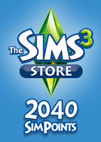 2040 SimPoints