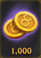 Ultima Online™ 1000 Sovereigns Pack