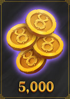 Ultima Online™ 5000 Sovereigns Pack