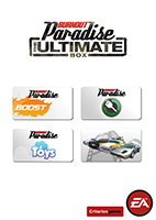 Burnout™ Paradise Bonus Vehicle Pack
