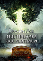 Dragon Age™ Multiplayer 300 Platinum