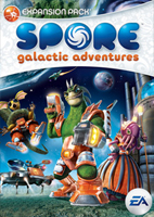 SPORE™ Galactic Adventures