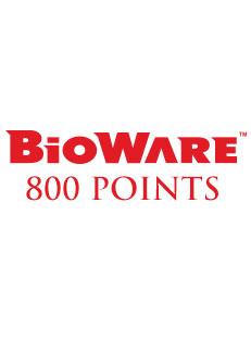 800 BioWare Points