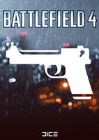Battlefield 4™ Handgun Shortcut Kit