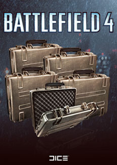 Battlefield 4™ 5 X Silver Battlepacks