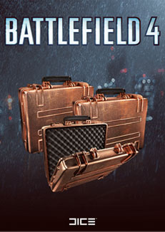 Battlefield 4™ 3 X Bronze Battlepacks
