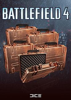 Battlefield 4™ 5 X Bronze Battlepacks
