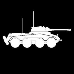 Image of SdKfz 234 PUMA