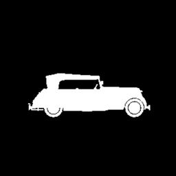 Image of STAFF CAR
