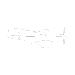 Image of P51K Fighter