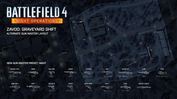 Zavod 311 Battlefield 4 Nuit