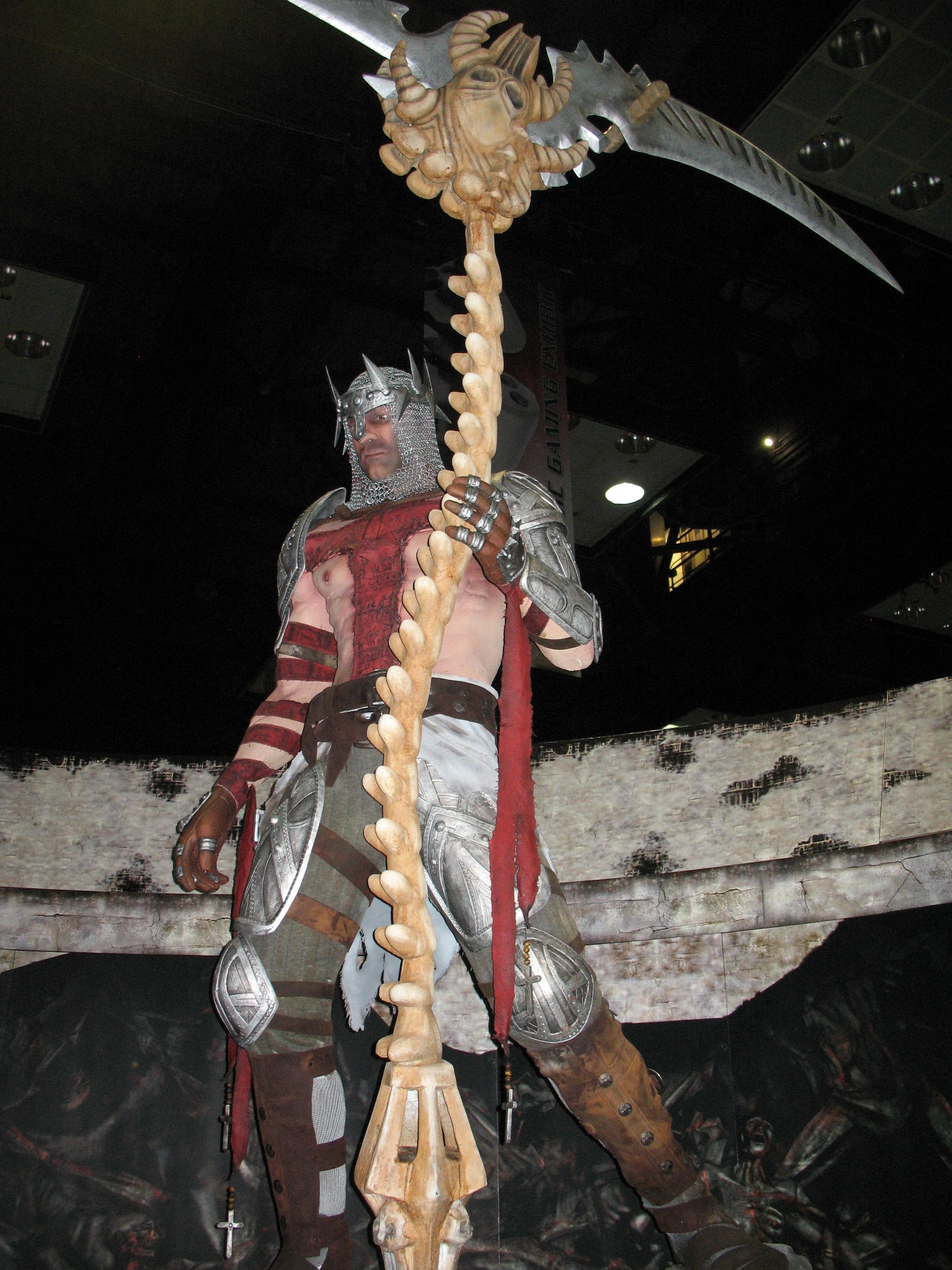 Dante's Inferno Statue 04