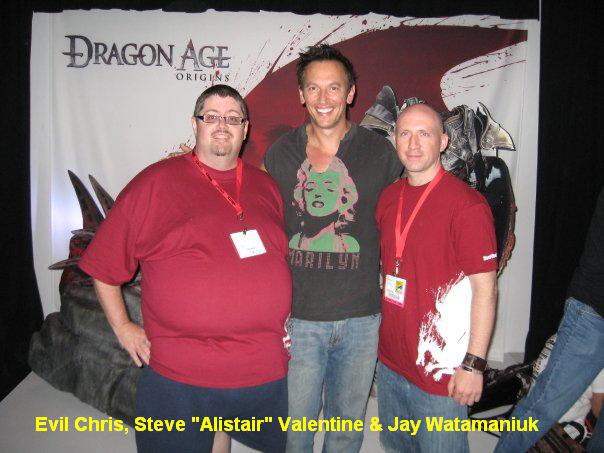 Me Steve Valentine  Jay