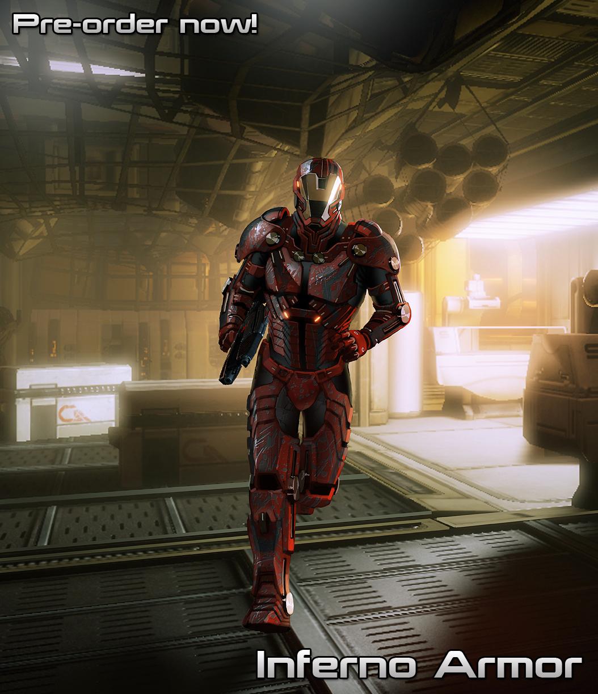 Inferno Armor