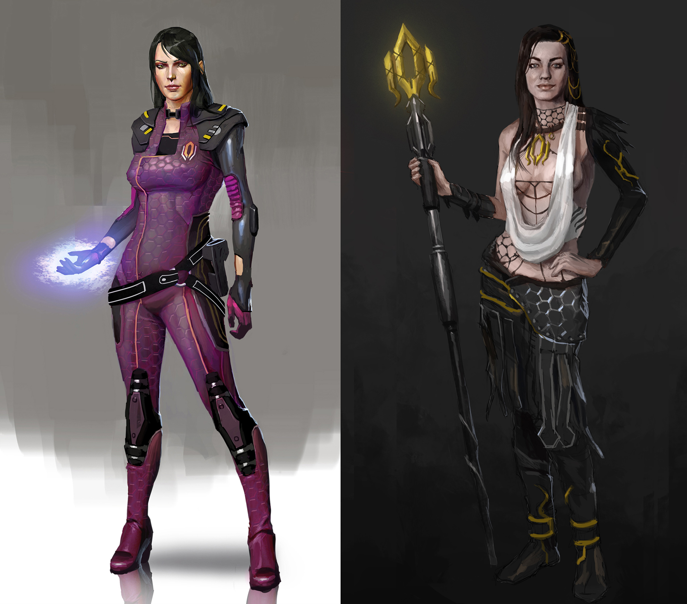 Fan Blog Andrew Ryan Artist Bioware Blog The armor is obtained by entering the registration code for dragon age: fan blog andrew ryan artist bioware